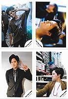 Hey!Say!JUMP 海外(香港)撮影オフショット 公式写真 岡本圭人 個人 4枚セット