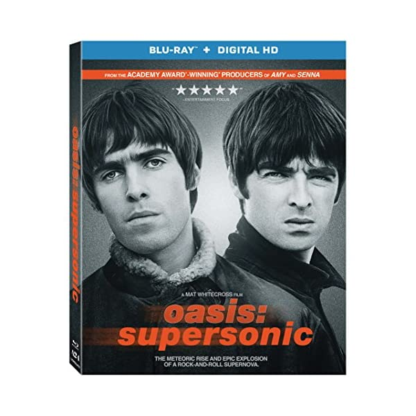 Oasis: Supersonic [Blu-r...の商品画像