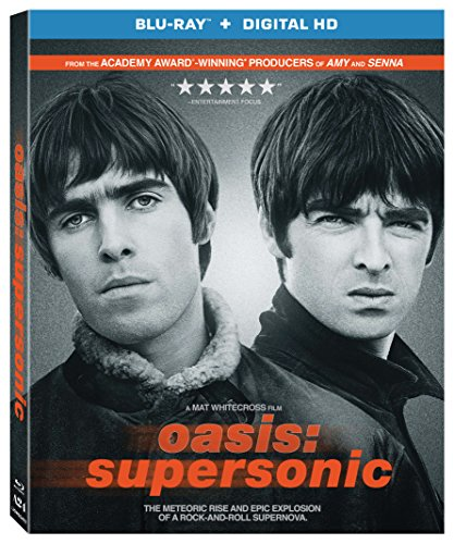 Oasis: Supersonic [Blu-ray] [Import]の詳細を見る