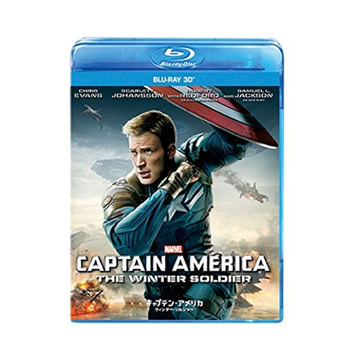 『キャプテン ・ アメリカ / ウィンター ・ ソルジャー 3D』のトップ画像