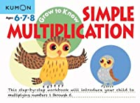 Grow to Know Simple Multiplication