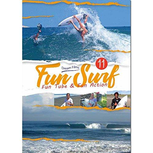 FUN SURF11 ファンサーフ11 Fun Tube & Fun Action/サーフィンDVD