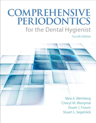 Download Comprehensive Periodontics for the Dental Hygienist (4th Edition) 0133077721