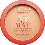 [Bourjois ] ブルジョワエアーマットは、粉末を押す - アプリコットベージュ - Bourjois Air Mat Pressed Powder - Apricot Beige [並行輸入品]