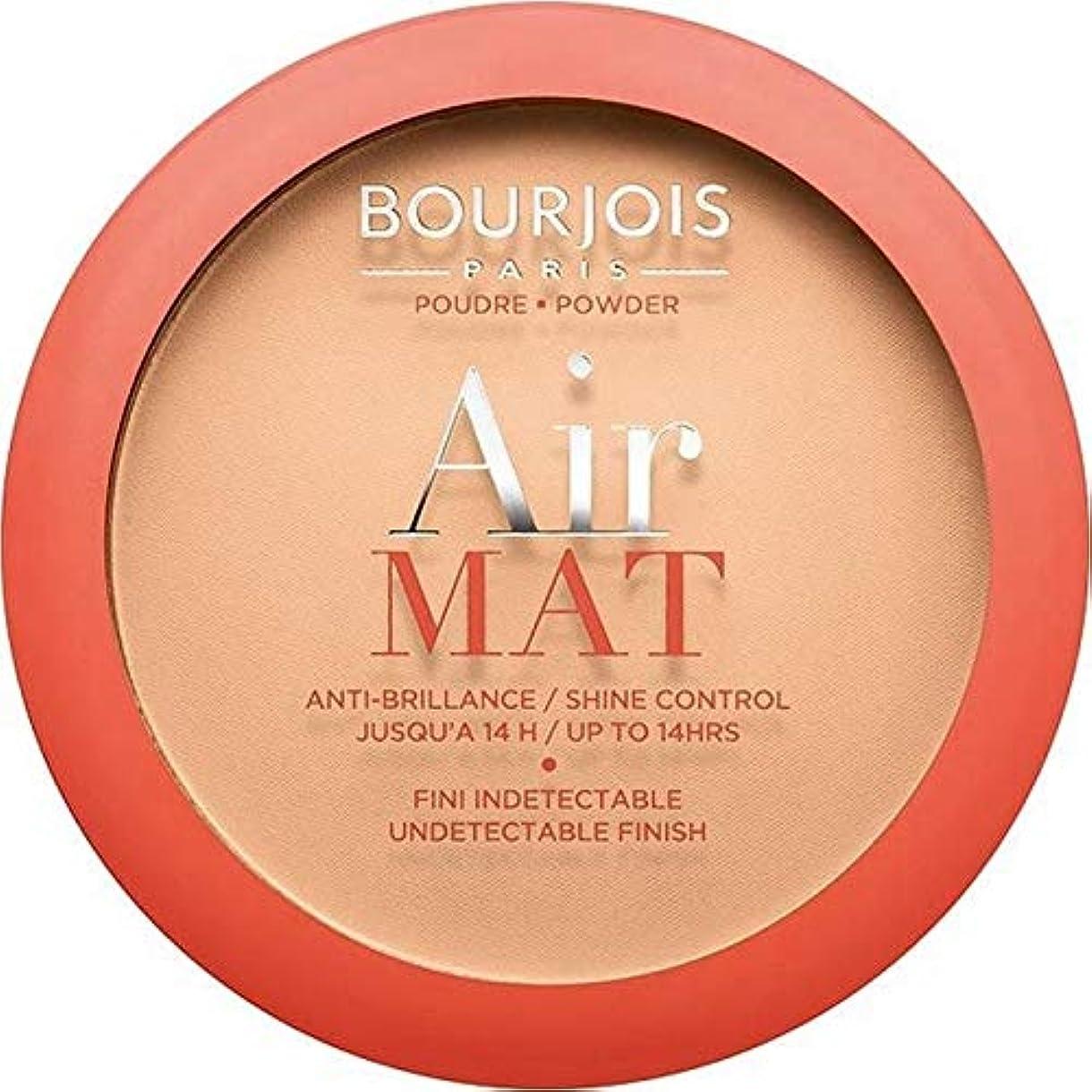 速記失望させるビリー[Bourjois ] ブルジョワエアーマットは、粉末を押す - アプリコットベージュ - Bourjois Air Mat Pressed Powder - Apricot Beige [並行輸入品]