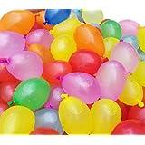 水風船 約500個 ゴム紐 付き 詰替え セット 水遊び 夏 お祭り パーティー イベント ウォーターバルーン