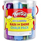 Play-Doh 8 Count Rain or Shine Chalk Pack (09260) [並行輸入品]