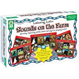 Sounds on the Farm (Istening Lotto)