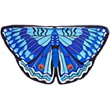 Dreamy Dress-Ups Wings, Royal Blue Butterfly
