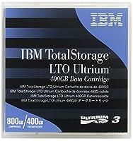 Sun 003-0513-01 再認定 密封 400/800GB LTO3 メディアデータテープカートリッジ (認定再生品)