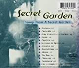 SONGS FROM A SECRET GARDE 画像