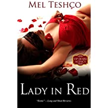 Lady in Red (The VIP Desire Agency Book 1)