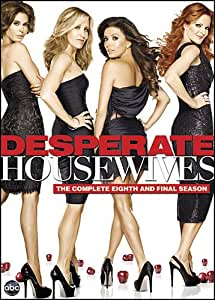 Desperate Housewives: Comp Eighth & Final Season [DVD] [Import]