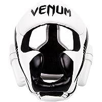 VENUM[ヴェヌム] ヘッドギア Elite エリート (白/黒)