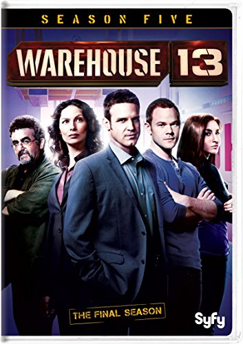 Warehouse 13: Season Five [DVD] [Import]