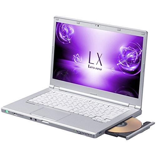 14.0型ノートPC Let's note レッツノート LX シルバー CF-LX6LDAQR パナソニック(Panasonic) パナソニック CFLX6LDAQR