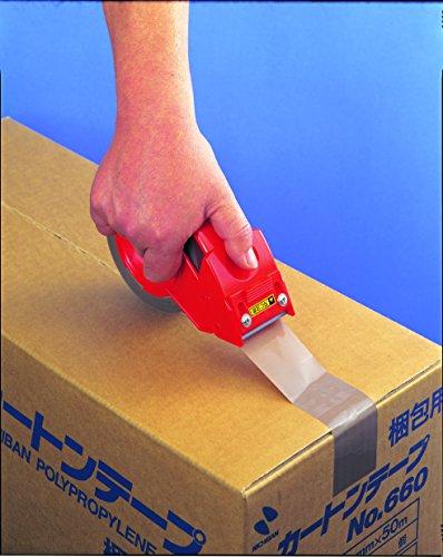 ニチバン ハンドカッター 梱包テープ用 HCP-50