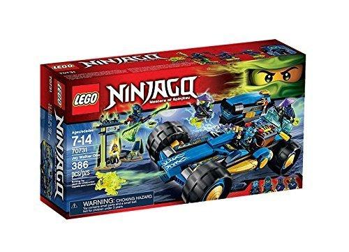 おもちゃLegoレゴNinjago Ninja Go 70731Jay Walker One–Masters Of Spinjitzu 2015[並行輸入品]