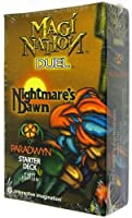 Magi Nation Duel Card Game Nightmares Dawn Paradwyn Theme Deck [並行輸入品]