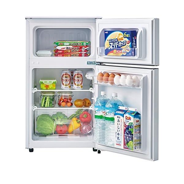 ハイセンス 冷凍冷蔵庫 93L HR-B95Aの紹介画像3