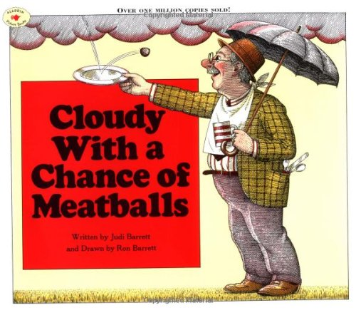 Cloudy With a Chance of Meatballsの詳細を見る