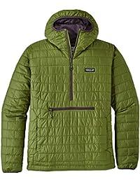 (パタゴニア) Patagonia メンズ アウター ダウンジャケット Nano Puff Bivy Insulated Pullovers [並行輸入品]