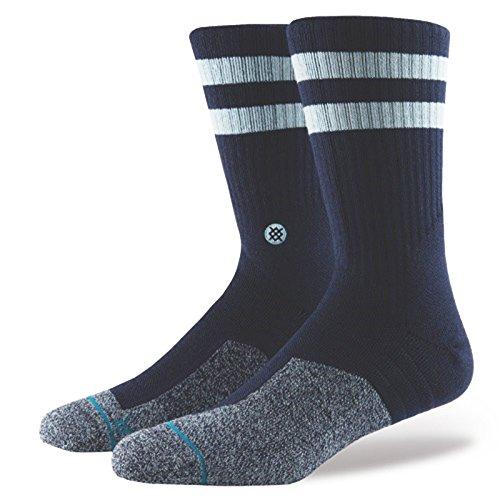 スタンス ( STANCE ) HOOKEY ( NAVY ) スケートボード メンズ ソックス 靴下 フルレングス