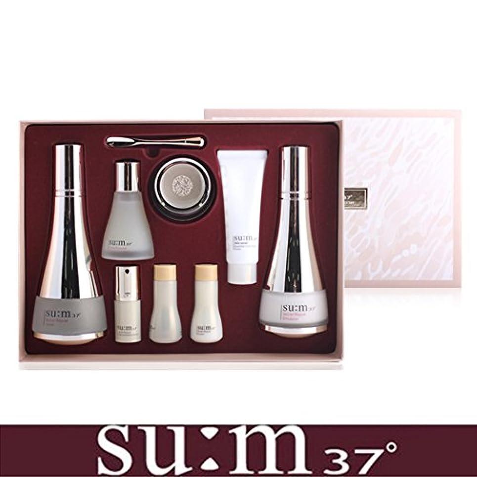 トリップ視聴者アンタゴニスト[su:m37/スム37°] SUM37 Secret Repair 3pcs Special Skincare Set / シークレットリペア3種セット+[Sample Gift](海外直送品)