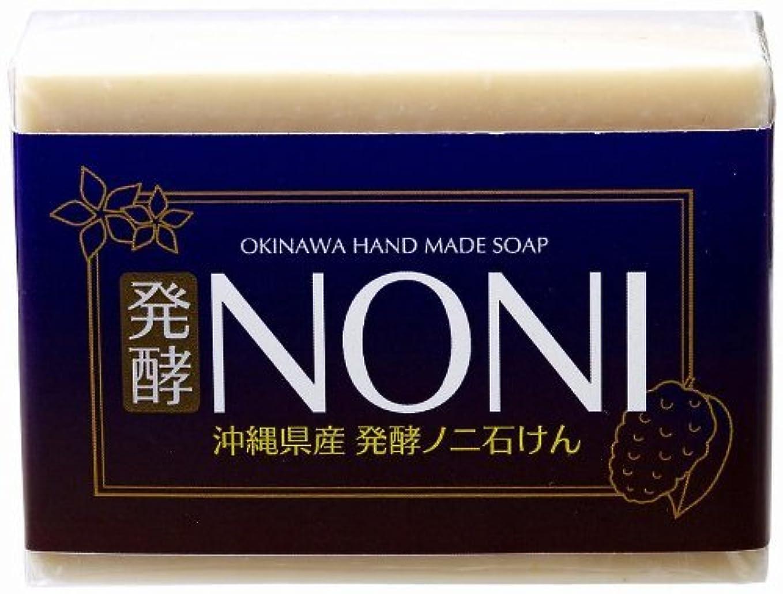 アクチュエータシーサイド生む沖縄 手作り ナチュラル洗顔 NONI石鹸 100g×5個 GreenEarth 発酵ノニを使用した保湿力の高いナチュラルソープ
