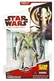 Star Wars Clone Wars General Grievous New Packaging Figure