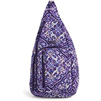 Vera Bradley Iconic Sling Backpack, Signature Cotton