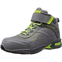 [キタ] 喜多 安全靴・作業靴 通気性 耐滑 軽量 耐油底 メガックス ハイカット MV-5910