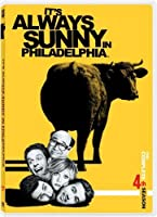 It's Always Sunny in Philadelphia: Season 4 [DVD] [Import]