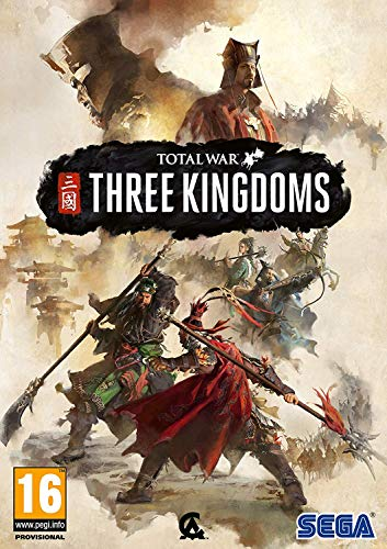 Total War: THREE KINGDOMS Limited Edition (PC DVD) (輸入版)