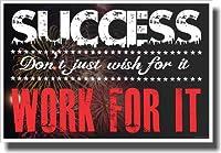 成功–新しい教室Motivational Poster