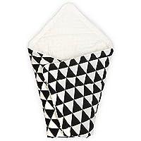 おくるみSleeping Bag – ブラック&ホワイト