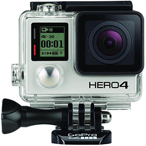 【国内正規品】 GoPro ウェアラブルカメラ HERO4 ブ...