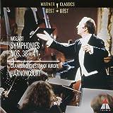 モーツァルト:交響曲第38番~41番