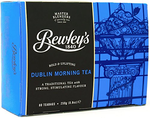 Bewleys Dublin Morning Tea Bags 80 250g