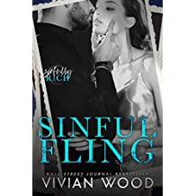 Sinful Fling (Sinfully Rich Book 1)