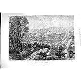 *4029 1877 戦争の野営のロシア帝国監視 Plevna