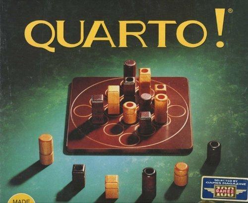 クアルト (Quarto!) ボードゲーム