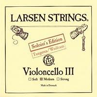 CUERDA VIOLONCELLO - Larsen (Soloist) (Wolframio) 3ェ Medium Cello 4/4 (G) Sol (Una Unidad)