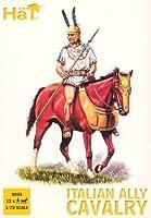 Punic War Italian Ally Cavalry (12) 1/72 Hat