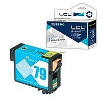 EPSON エプソン ICLC79 (1パック ライトシアン) 顔料 互換インクカートリッジ 対応機種: SC-PX5VII