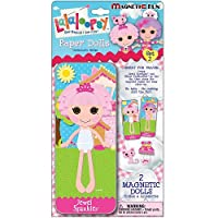 Lalaloopsy Magnetic Paper Dolls [Jewel Sparkles and Pillow Featherbed - Set 3]