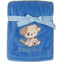 Big Oshi Baby Super Soft Blanket, Blue by Big Oshi