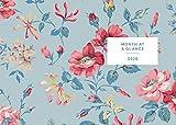 Cath Kidston Birds & Roses A6 2020 Diary 画像