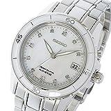 セイコー SEIKO スポーチュラ キネティッククオーツ レディース 腕時計 SKA881P1 シェルホワイト 腕時計 海外インポート品 セイコー[逆輸入] mirai1-528724-ak [並行輸入品] [簡易パッケージ品]