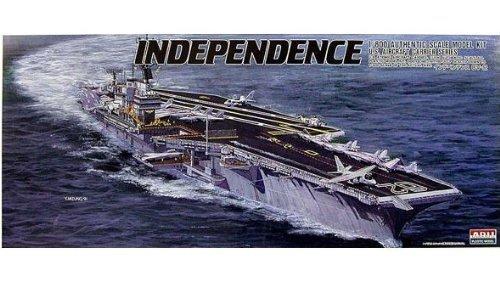 1/800 戦艦 空母 No.20 空母 インデペンデンス